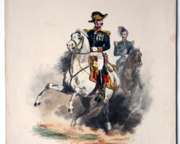 Uniforme Second Officier - François Hippolyte Lalaisse