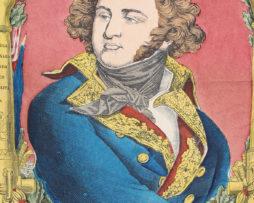 Grande Imagerie Pellerin - Général Kleber - Gloire Nationale -Strasbourg - Révolution - Empire