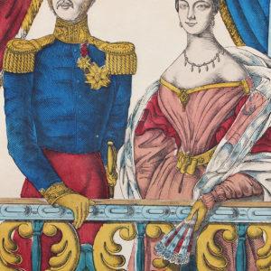 Nouveau Grande Imagerie Pellerin – Général Drout - Révolution – Empire Grande Imagerie Pellerin – Duc D'Orléans / Princesse de Mecklembourg Mariage