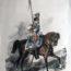Uniforme Second Empire Lancier de la Garde - François Hippolyte Lalaisse