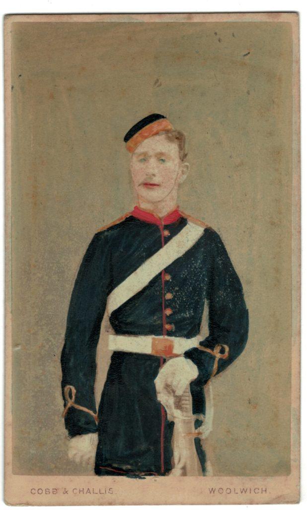CDV - Louis-Napoléon Bonaparte (1856-1879)
