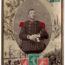 Carte CDV photo - Grand format - Soldat Infanterie République - 153eme Régiment