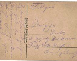 Carte Postale Allemande Lithographie - iconographie 14/18 - Und Ihr ! - Fritz Erler