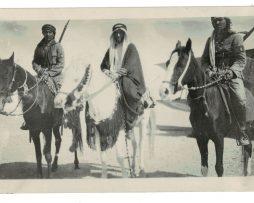 1 Photo papier originale - Gendarmes Syriens - 1921 - Guerre de Syrie