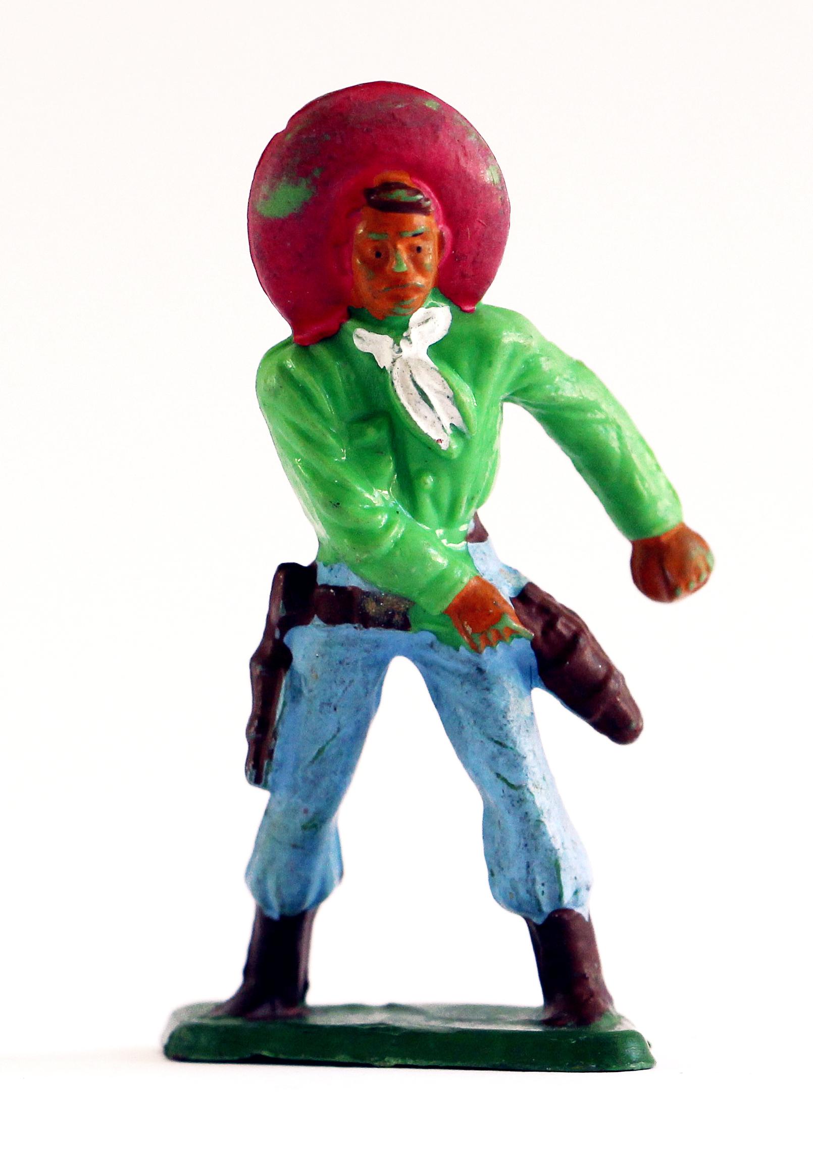 Figurine Starlux Cowboy