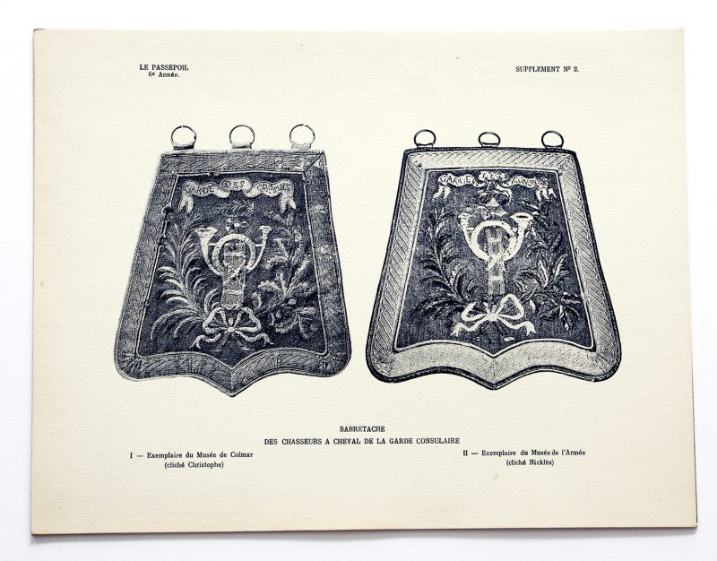 Le passepoil année 1926 complète - 6 année N°4 - Bucquoy - Uniformes Armée Française