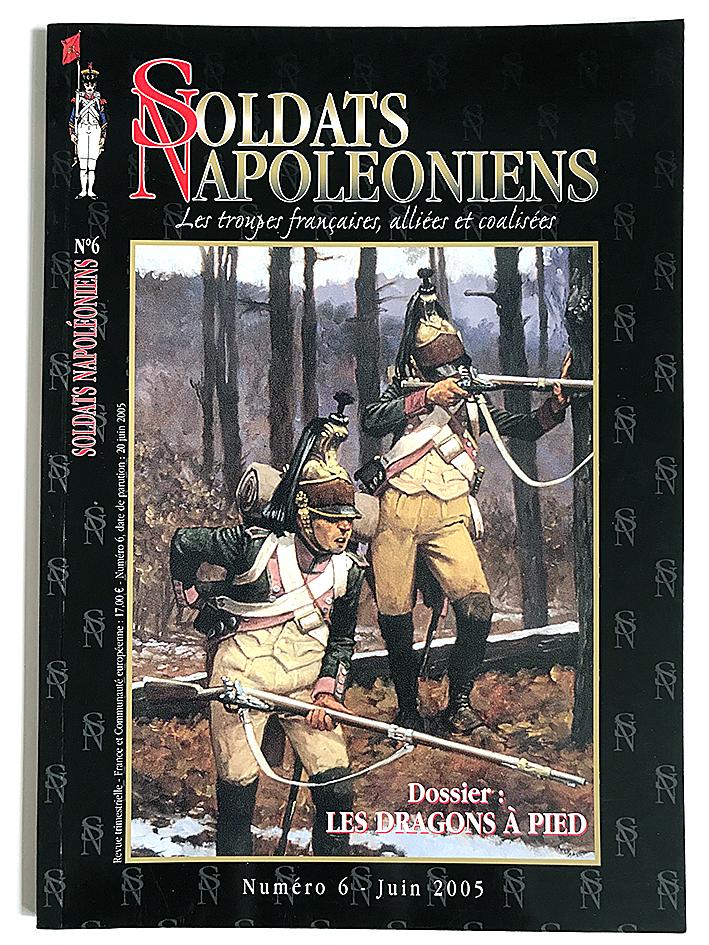 Soldats Napoléoniens revue n°6 - 1er Empire