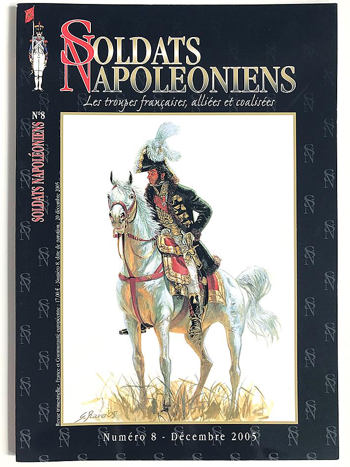 Soldats Napoléoniens revue n°8 - 1er Empire