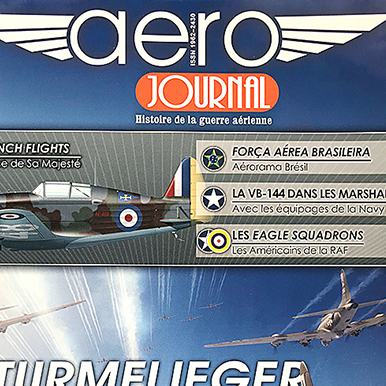 Revue Aéro Journal - N°58 - Aviation - Sturmflieger - A l'assaut des forteresses
