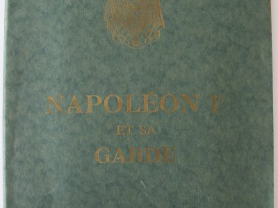 Napoléon et sa Garde - Maurice Toussaint