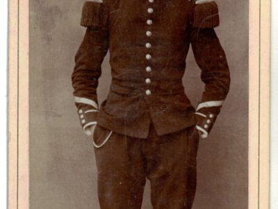 CDV Soldat Français - 12e Régiment Cuirassier - 3ème République