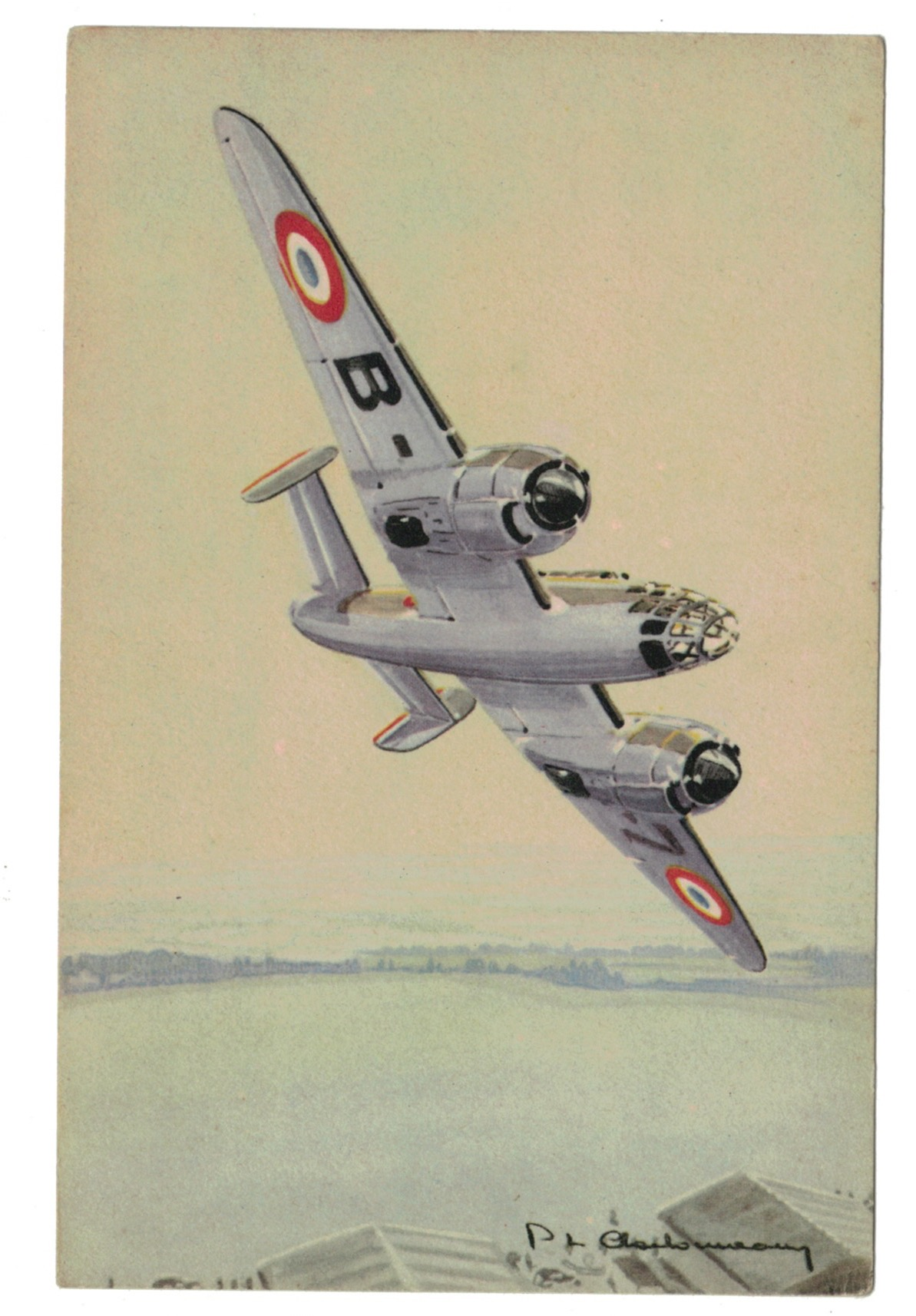 Série 29 Cartes Postale - Aviation - Guerre 39/45 - Illustration - AEAEC PARIS