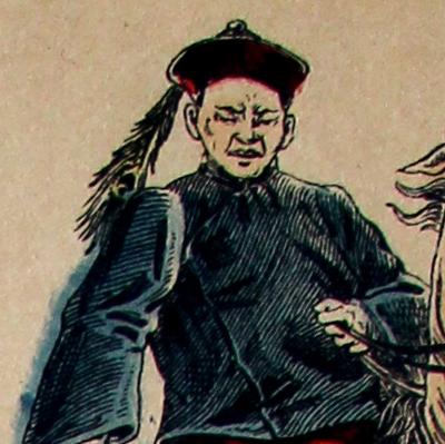 2 Planches imagerie Epinal - Pellerin Editeur - N°747/758 - Guerre de Chine - Guerre des Boxers - 1899