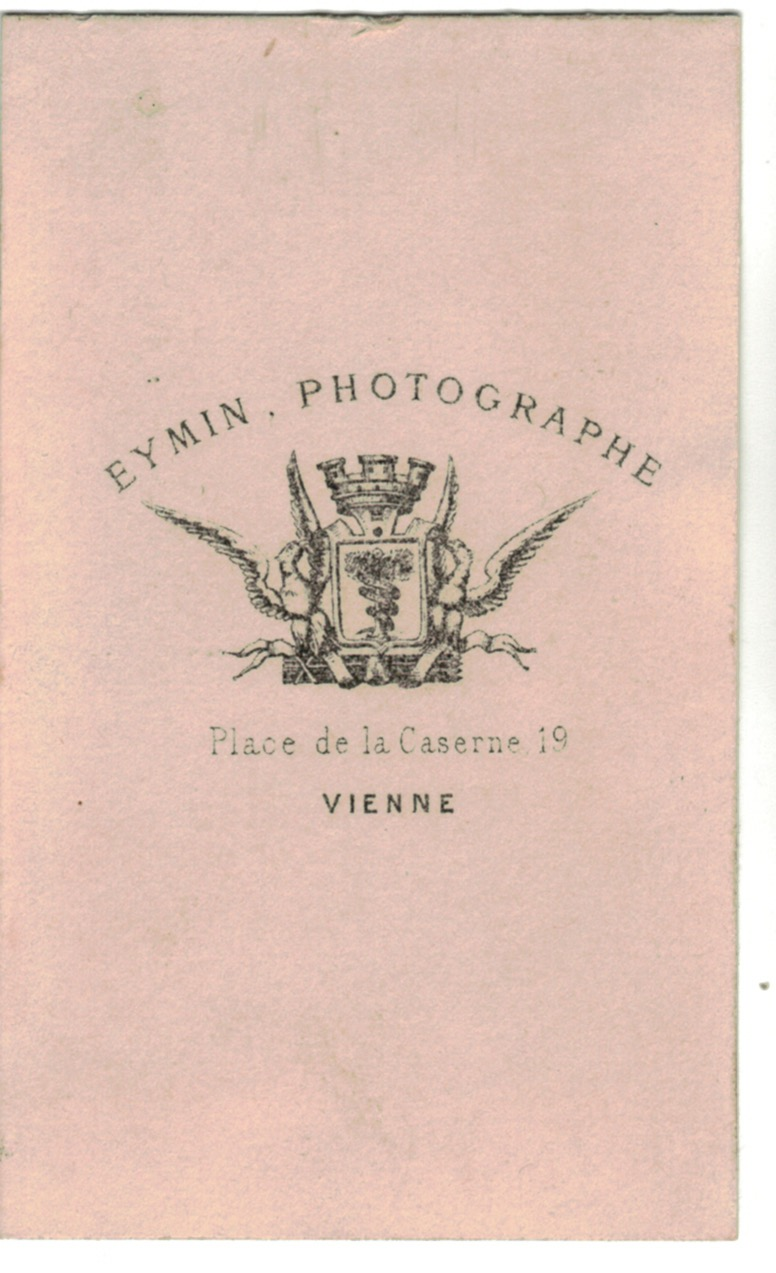 CDV Soldat Français - Mobile - Vienne - Second Empire - 3ème République - 1871