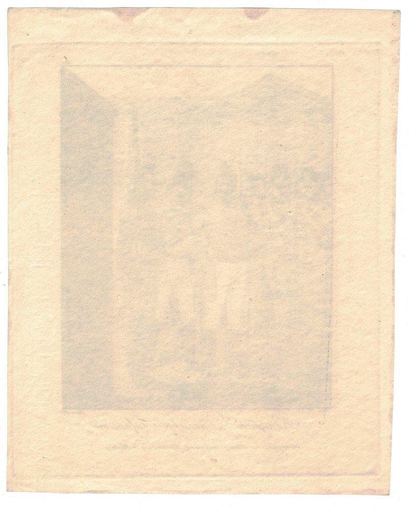 Gravure XIX - SEELE, VOLZ und EBNER - Troupes Danoises - Infanterie - Uniforme - 1er Empire - Cira 1810