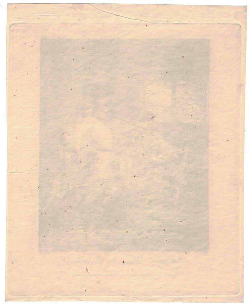 Gravure XIX - SEELE, VOLZ und EBNER - Troupes Danoises - Cavalerie - Uniforme - 1er Empire - Cira 1810