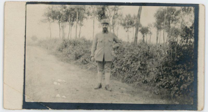 8 Photos papier originale - Poilu - Territorial - Service 1915 - Guerre 14/18 - 44éme Régiment - Estafette - Armée Française