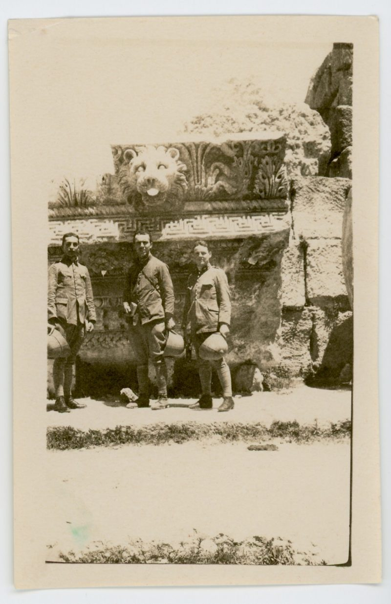 Snapshot - Photo papier originale - Infanterie Territoriale - Uniforme - France - Snapshot - Famille - Expédition - Indochine