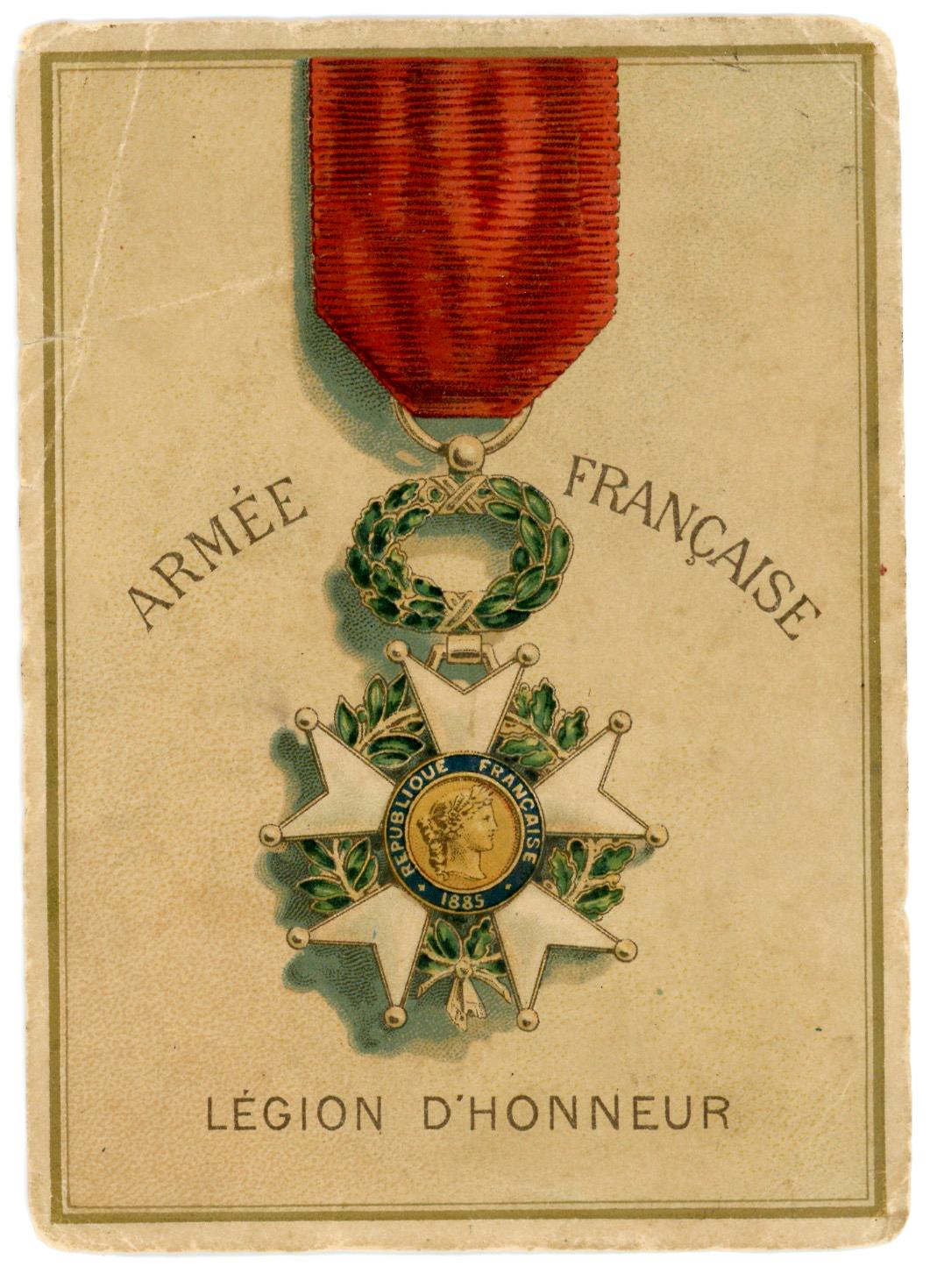 36 chromos imagerie - Armée Française - Uniforme -3ème République - Historique - Soldat - Infanterie - Légion d'honneur