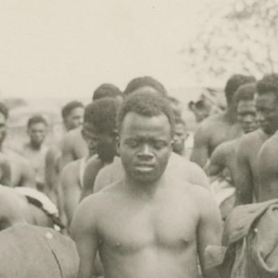 1 Photo Snapshot - Campagne de France - 1940 - Prisonniers - Troupes Afrique - Wehrmacht - Sénégalais - Sedan - Dunkerque