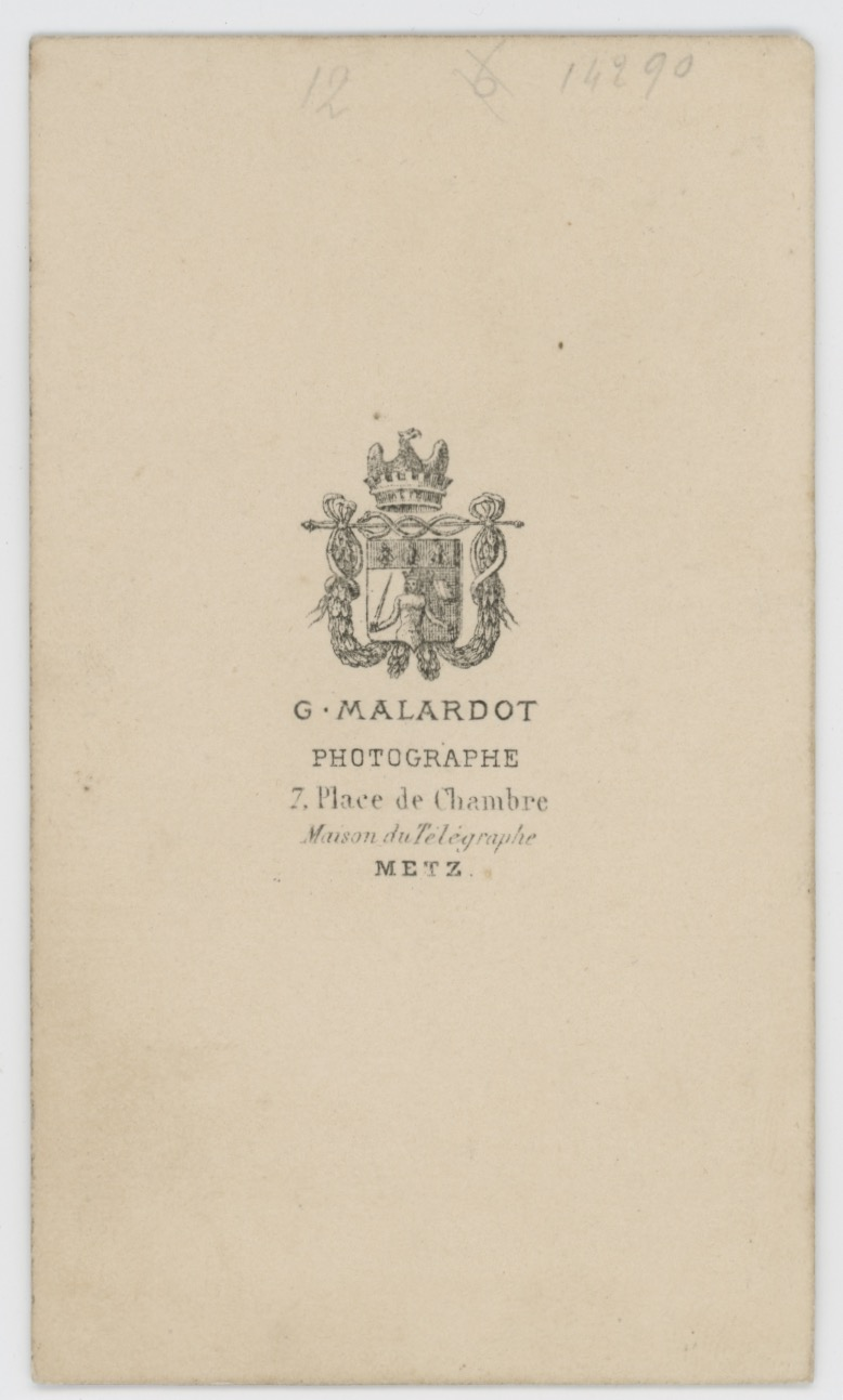 CDV - Ancienne Photographie - Portrait - Officier - Second Empire - Uniforme - A identifier ?