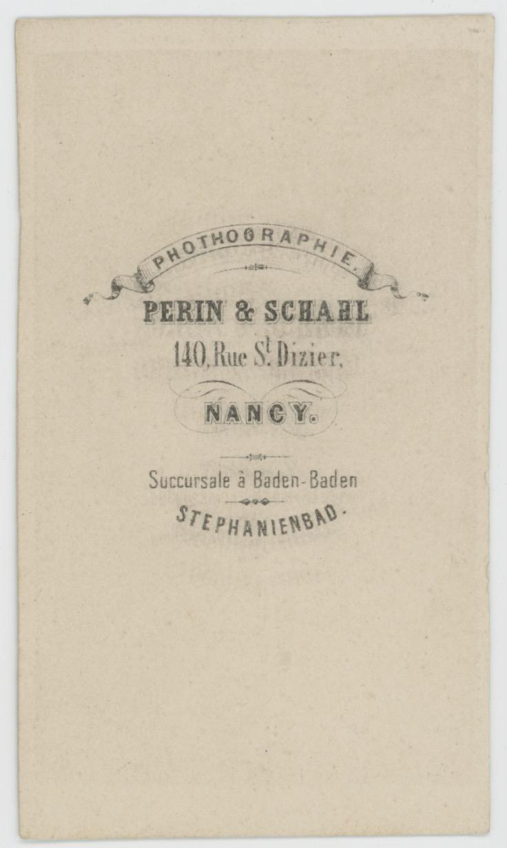CDV - Ancienne Photographie - Portrait Officier Infanterie - Légion d'Honneur - Second Empire - Napoleon III - Crimée