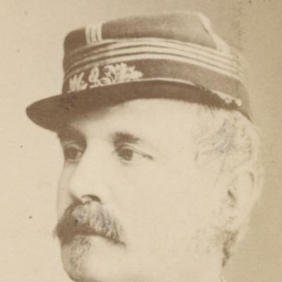 CDV - Ancienne Photographie - Portrait Officier Colonel - Médecin - Légion d'Honneur - Second Empire / 3ème République - Napoleon III