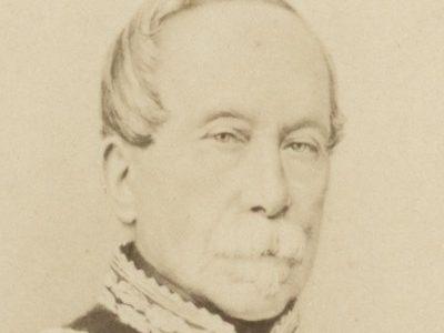 CDV - Ancienne Photographie - Portrait Dessin - Nicolas Changarnier - Général de Division - Napoleon III