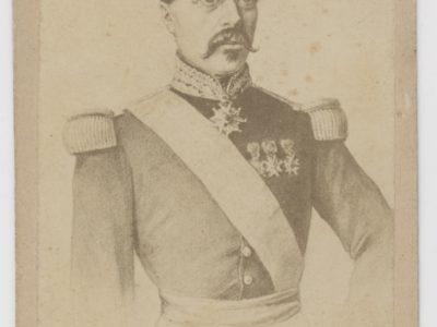 CDV - Ancienne Photographie - Portrait - Louis Léon César Faidherbe - Officier - 1870/1871 - Guerre 1870 - Napoleon III