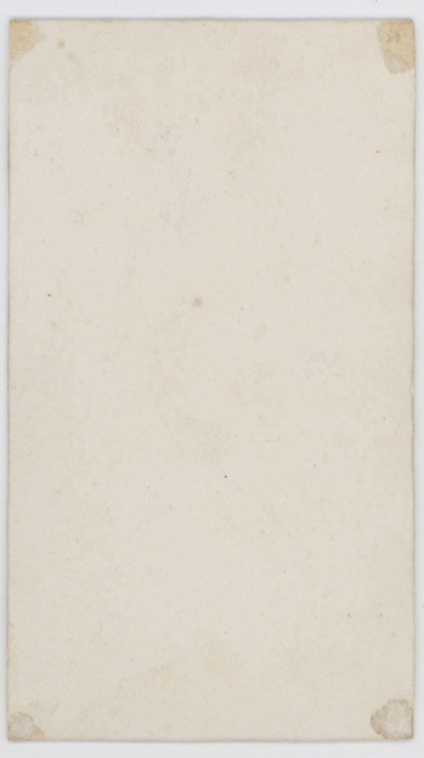 CDV - Ancienne Photographie - Second Empire - Napoléon III - Chasseur - Musette - Vénerie