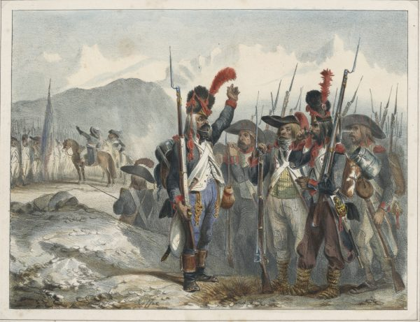1 Gravures XIX - Raffet - Révolution - Empire - Infanterie du peuple - 1792