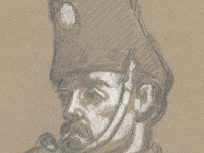 Auguste Gardanne naît vers 18401, à Ancône de parents français2. Il est élève de Cogniet et d'Yvon2. Il expose des sujets militaires au Salon de Paris de 1864 à 18793. Il meurt vers 18901.