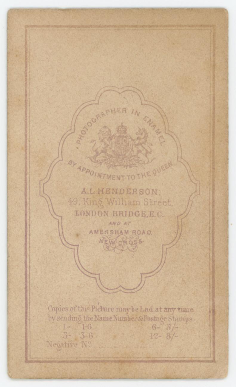 CDV - Photomontage Second Empire - Satire - Caricature - Guerre 1870 - Ems - Napoléon III - Bismarck - Guillaume 1er de Prusse -