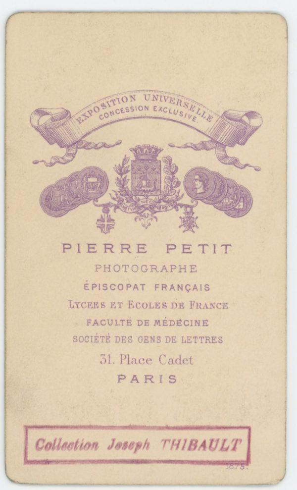 CDV Second Empire - Ancienne Photographie - Acteur Théâtre - Caporal Tambour - Restauration - Napoléon 1er - Uniforme