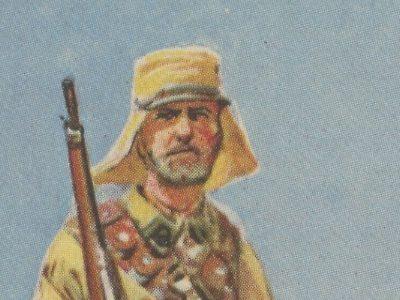 Carte Postale Illustrée - Maurice Toussaint - Edition Militaire Illustrées - Légion Etrangère - 1940 - Cavalerie