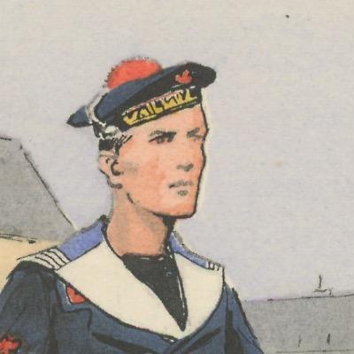 Carte Postale Illustrée - Maurice Toussaint - Edition Militaire Illustrées - Marine - Matelot - 1930
