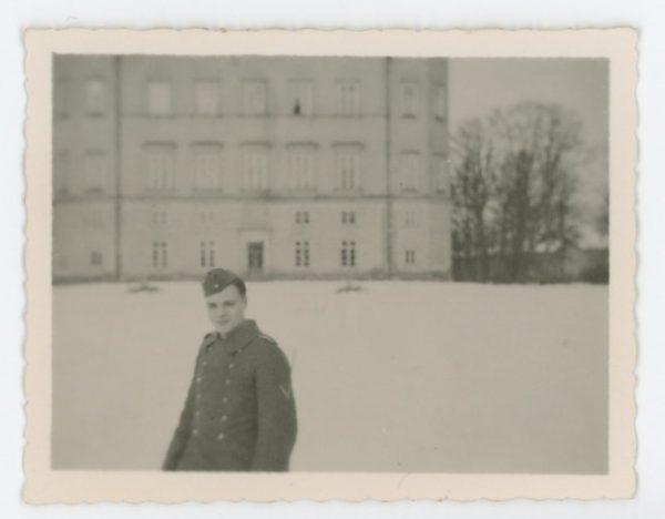 Lot de photos Snapshots - Photo papier originale -Wehrmacht - Uniforme - German Soldiers - Krieg 1939/45 - Militärdienst