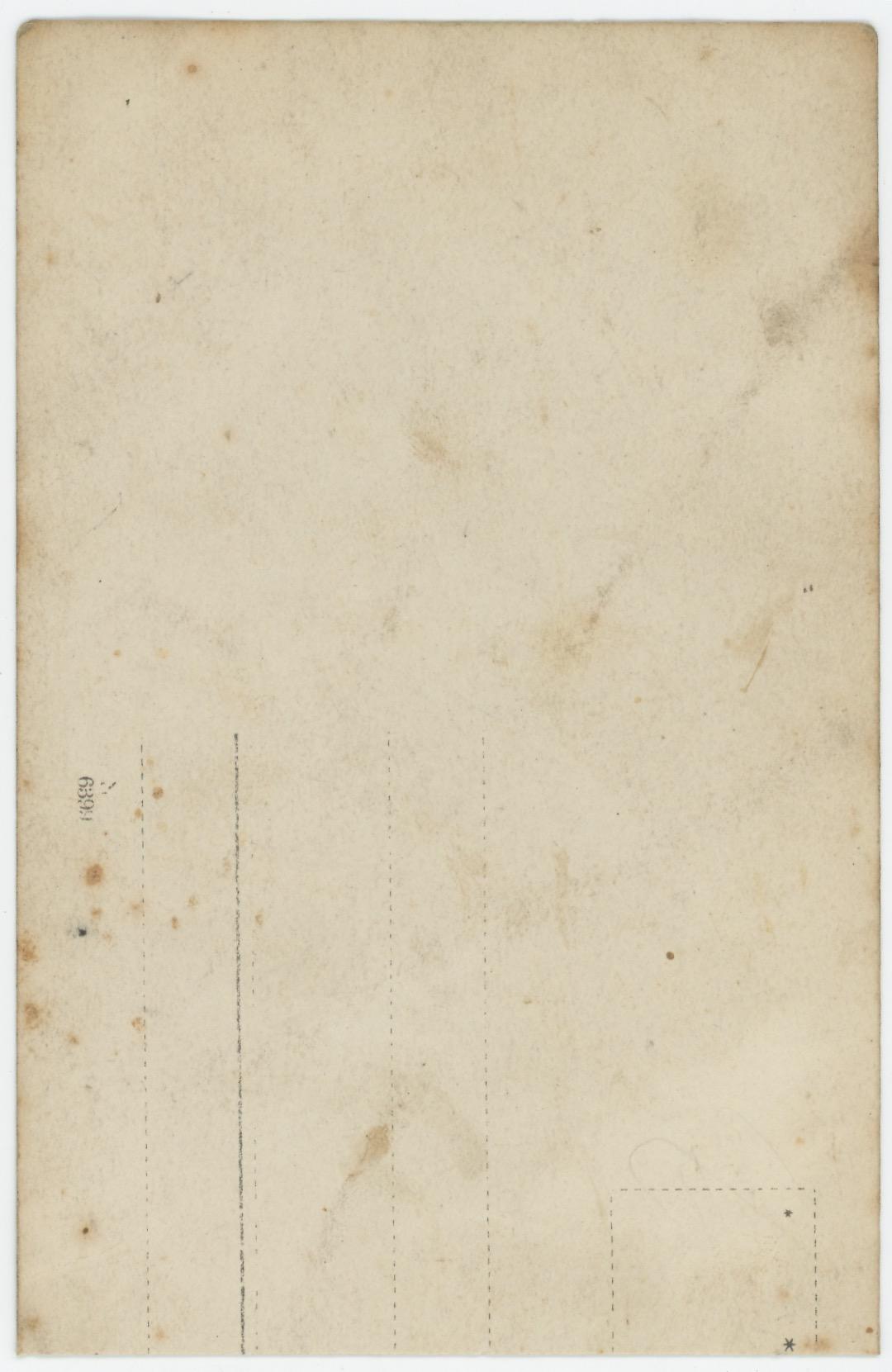 Carte Ancienne Photographie - Guerre 14/18 - Armée Allemande - Infanterie - Prusse / Alsaciens - Conscription - Casque à Pointe - Artillerie - Observation