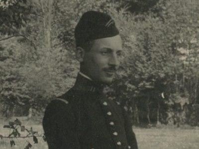 Carte Ancienne Photographie - Guerre 14/18 - Armée Française - Officier - Cavalerie - 11 régiment Cuirassier - Uniforme - Lieutenant