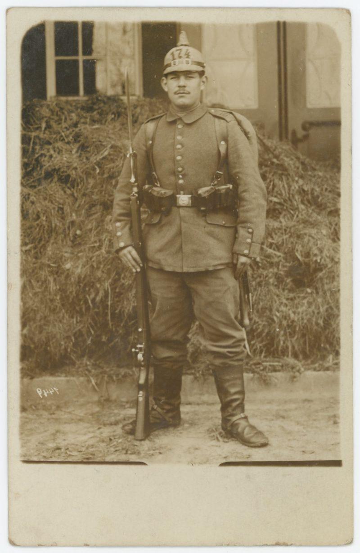 Infanterie Königin Elisabeth Garde-Grenadier-Regiment Nr. 3 im Weltkriege 1914 - 1918
