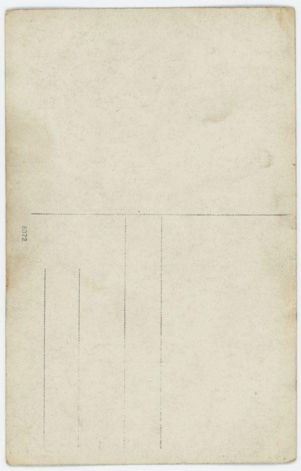 Carte Ancienne Photographie - Guerre 14/18 - Armée Allemande - 15 Régiment du Train - Alsaciens - Conscription - Prusse Campagne 1914/1918 - Tenue de Campagne