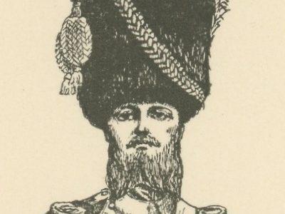 Lot 12 Cartes Postales Illustrées - Henry Boutmy - Edition DEBAR Reims - Historique uniforme du 18 Régiment de Dragons - Série complete