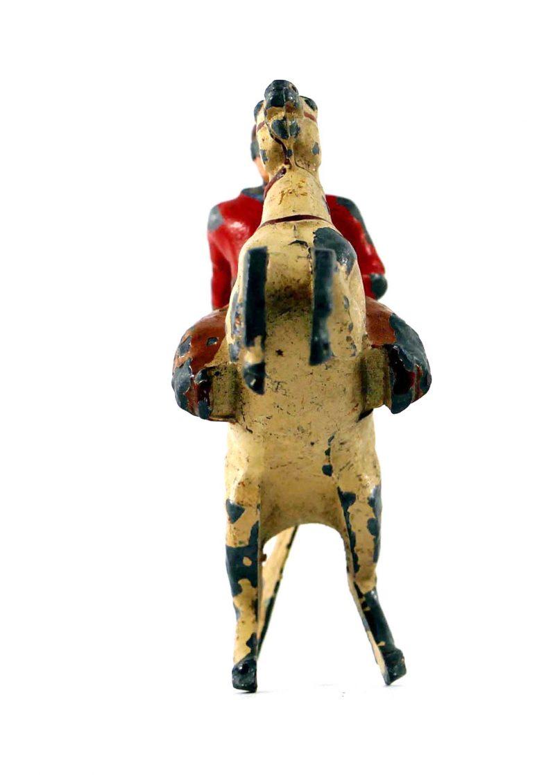 Figurine Plomb Creux ancienne Cowboy - Far west - Cirque - Indiens - Buffalo Bill