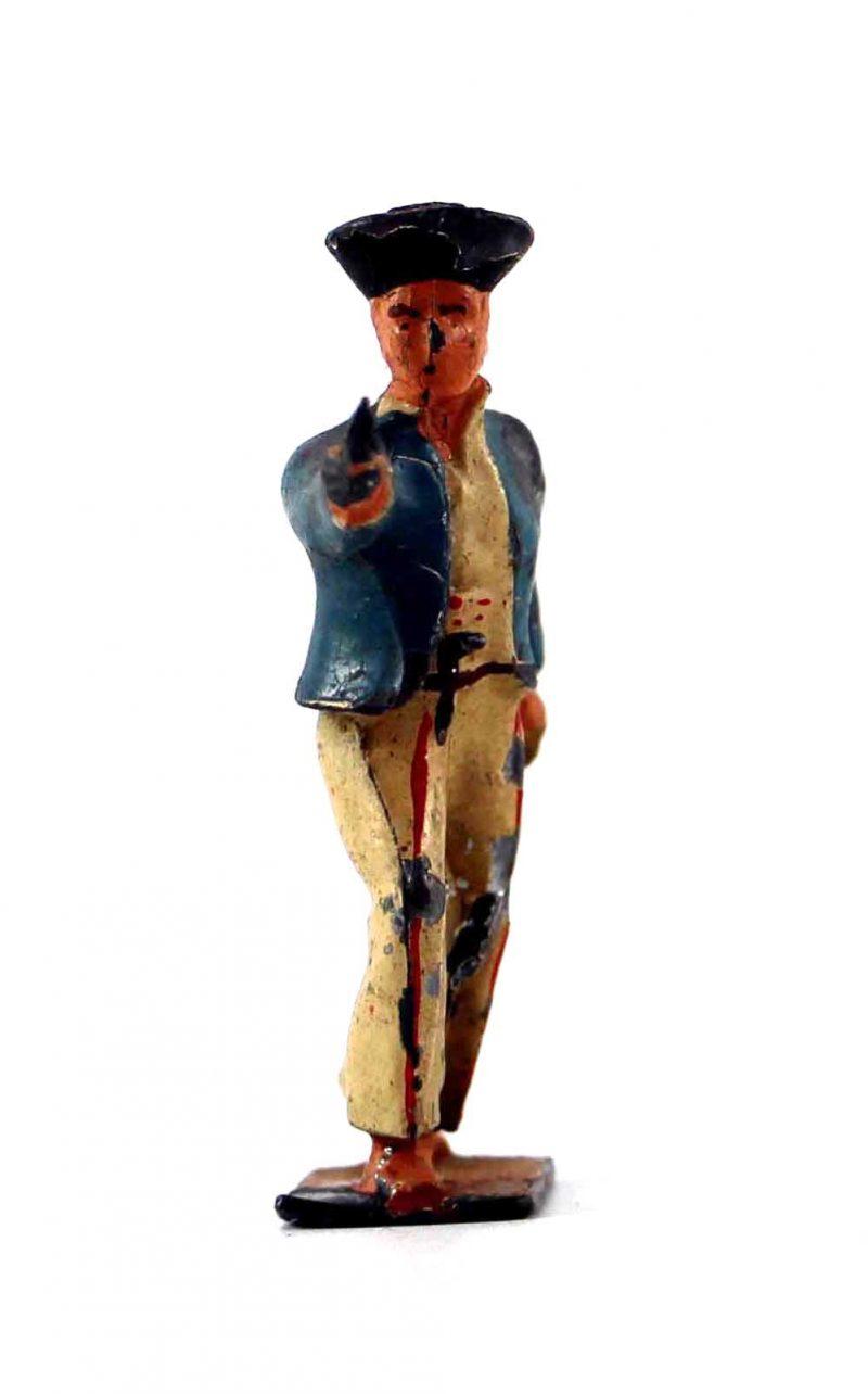 Figurine Plomb Creux ancienne Pirate - Corsaire - Marine - Matelot