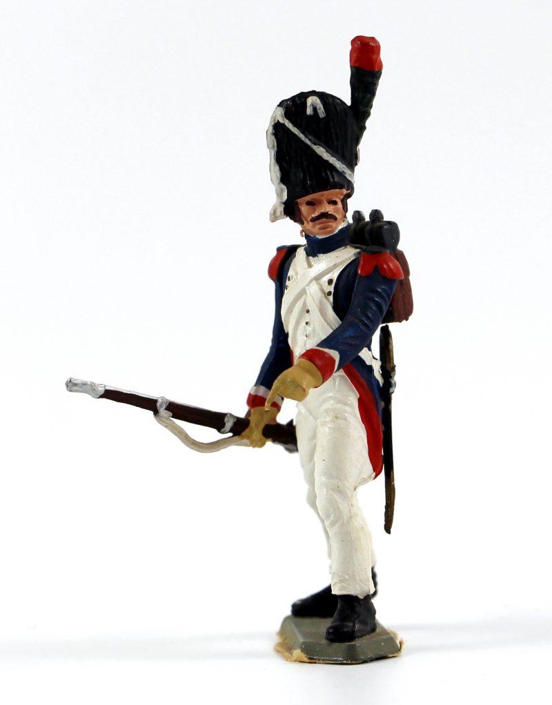 Figurine Starlux 1er Empire - Chasseur de la Garde - Uniforme