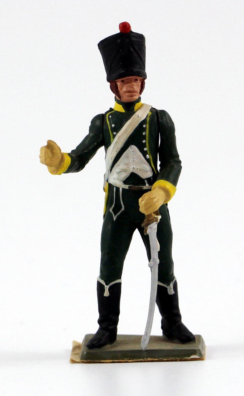 Figurine Starlux 1er Empire - France - Chasseur à Cheval - Cavalier