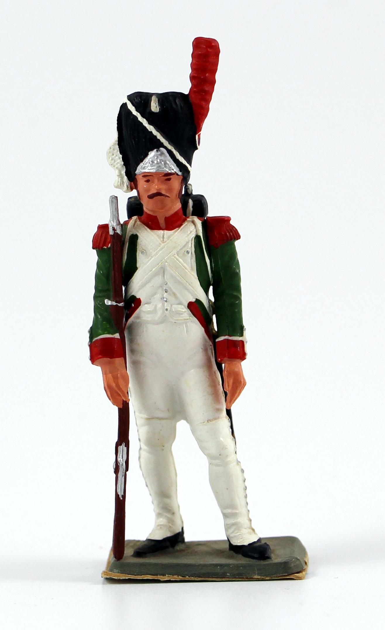 Figurine Starlux 1er Empire - Italie - Grenadier - Garde -