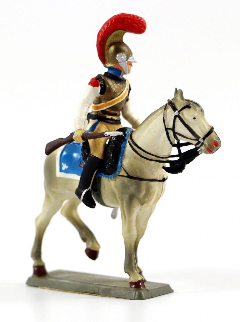 Figurine Starlux 1er Empire - Carabinier - Cuirasse - Plastique