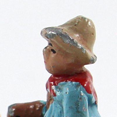 Diligence Figurine Quiralu Cowboy - Conquête de l'ouest - Chevaux - Attelages et ses guides